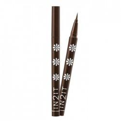 IN2IT Hair Brush Eyeliner Pen Waterproof EPHP02 0.55ml