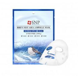 SNP Bird's Nest Aqua Ampoule Mask 25g
