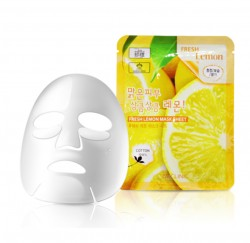3W Clinic Fresh Lemon Mask Sheet 23ml