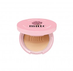 Mille Extra Matte Coverage Baby face 2 Way Powder SPF22 PA++ 11g