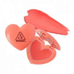 3CE Heart Pot Lip maroonbeige 5ml