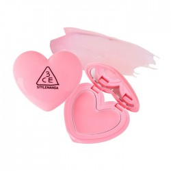 3CE Heart Pot Lip Tinted Pink 5g