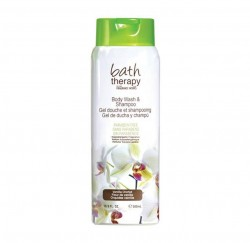 Belcam Bath Therapy Body Wash & Shampoo Orchd 500ml