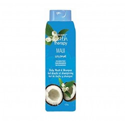 Belcam Bath Therapy Body Wash & Shampoo Maui Coconut 500ml