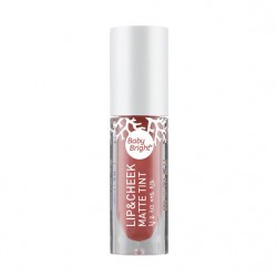 Karmart Lip & Cheek Matte Tint Baby Bright 02 Rose Bloom 4g