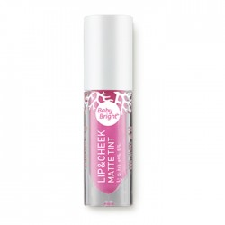 Karmart Lip & Cheek Matte Tint Baby Bright  07 French Pink 4g