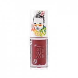 Sasi Xoxo Liquid Lip no.401 Irresistable Red 3g