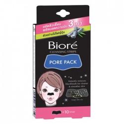 Biore Pore Pack Black 10แผ่น