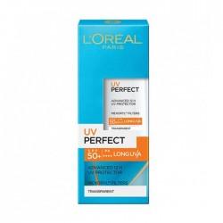LOREAL UV Perfect Advanced 12H UV Protector Even Complexion SPF 50+/PA+++ 30ml