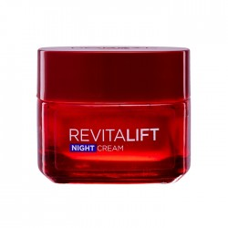 LOREAL PARIS REVITALIFT NIGHT CREAM ANTI-WRINKLE + FIRMING 50 ml