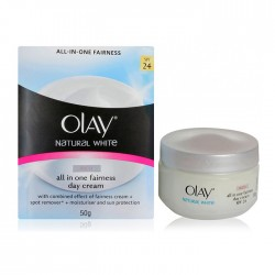 Olay Natural White All In One Fairness Night Cream 50g