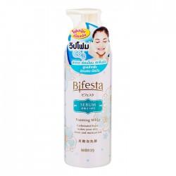 Bifesta foaming Whip Sebum 180g