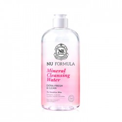 Nu Formula Mineral Cleansing Water 510ml