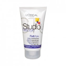 LOREAL Paris Studio Fix & Style Gel With Muti3Vitamin Long Lasting Hold Design Gel 150ml