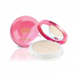 Karmart Magic Gluta Pact SPF 80 Pa+++  Cathy Doll  no.21 Lighht Beige 12g