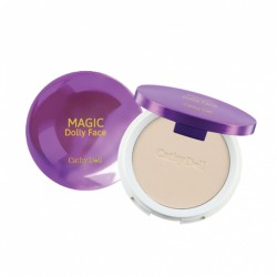 Karmart Magic Dolly Face Two Way Cake Powder SPF30 PA+++ no.21 Lighht Beige 12g