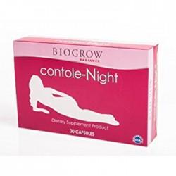 BIOGROW CONTOLE NIGHT 21.87g