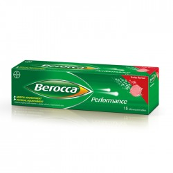 Berocca Performance Fruity 15 Tabs