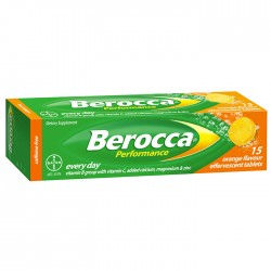 Berocca Performance Orange 15 Tabs