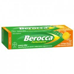 Berocca Performance Orange 15 Tabs