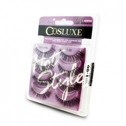 Cosluxe Valuepack Eyelashes 4 Pairs-106 6g