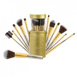NEE CARA 12 PCS FACE BRUSH N048