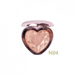 NEE CARA LET IT GLOW HIGHLIGHTING POWDER no.04 9g