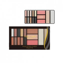 NEE CARA FACE-EYES-CHEEK PALETTE no.03 20g