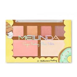 MeiLinda Sugar Frosting Mini Palette 10g