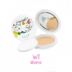 Sasi Magic Matte Foundation Powder #W1 8.5g