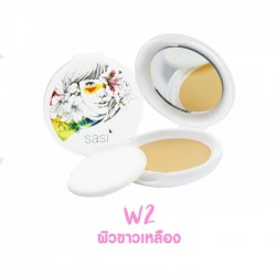 Sasi Magic Matte Foundation Powder #W2 8.5g