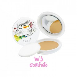 Sasi Magic Matte Foundation Powder #W3 8.5g