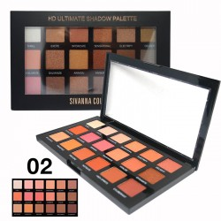 Sivanna hd ultimate shadow palette HF375 no.02 18g