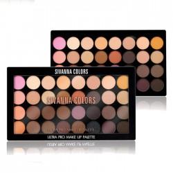 Sivanna Ultra Pro Make Up Palette HF372 no.01 20g