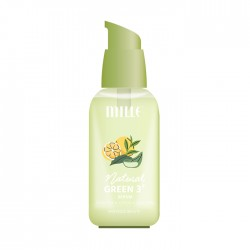 Mille Natural Green 3+ Serum 75ml