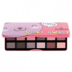 odbo love sweet Eyeshadow no.01 20g