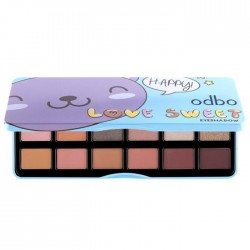 odbo love sweet Eyeshadow no.02 20g