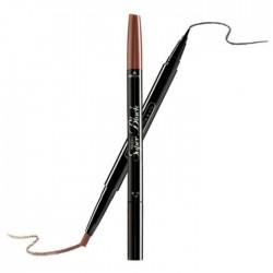 Mistine Super Black Eye & Brow Multi Liner 0.35g