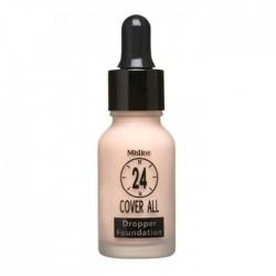 Mistine 24 Cover All Dropper Foundation no.F1 13ml