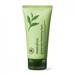 Innisfree  Green Tea Foam Cleanser 80ml