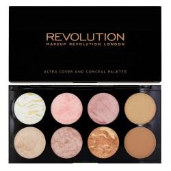 Revolution Ultra Blush Palette Golden Sugar 14g