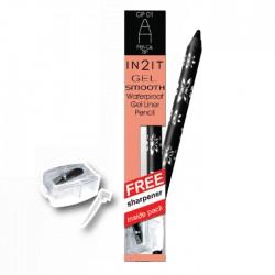 IN2IT Gel Smooth Waterproof liner Pencil GP02 1.2g