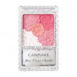 Canmake  Mat Fleur Cheeks 6g