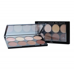 odbo Highlight & Contour Pro Palette 20g