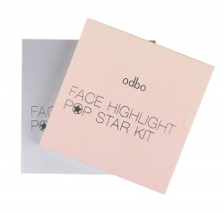 odbo Face Highlight Pop Star Kit 28g