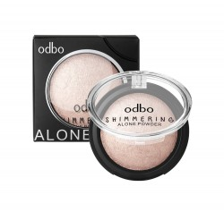 odbo shimmering alone powder 6g