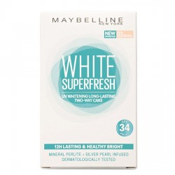 Maybelline NY White superfresh 9g