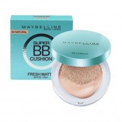 Maybelline NY Super BB Cushion Fresh Matte SPF 25PA+ 14g