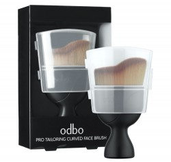 odbo Pro Tailoring Curved Face Brush 2g