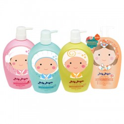 Karmart Baby Bright Shower Lotion 750g